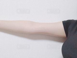 二の腕の写真・画像素材[2132539]