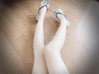 脚の写真・画像素材[2134963]