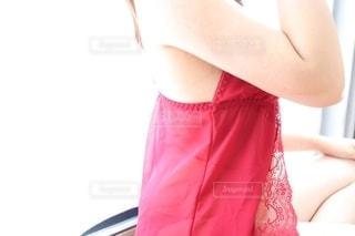 女性のランジェリー姿の写真・画像素材[2251768]