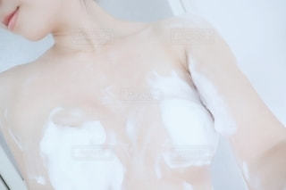 入浴の写真・画像素材[2267587]