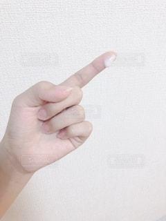 人の手をクローズアップの写真・画像素材[2275528]