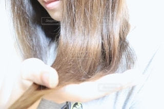 艶髪の写真・画像素材[2283345]