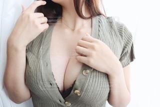 女性のセクシー姿の写真・画像素材[2374931]