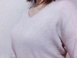 女性のバストの写真・画像素材[2773743]