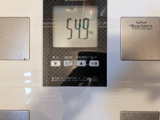 体重計の写真・画像素材[2905318]