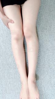 女性の脚の写真・画像素材[3151571]