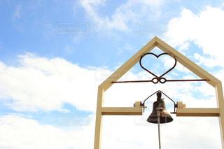幸せの鐘の写真・画像素材[1834438]