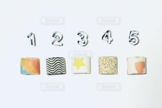 あま〜い5つの楽しみ①の写真・画像素材[2065718]