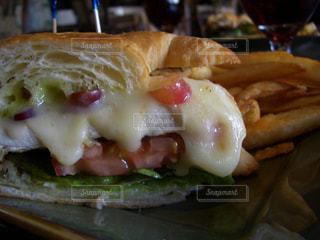 アメリカでハンバーガー食べてみたの写真・画像素材[1815315]