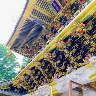 世界遺産日光東照宮の写真・画像素材[3709089]