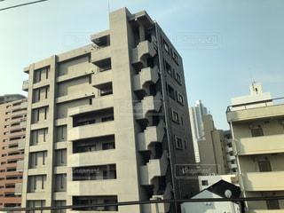 都市の高層ビルの写真・画像素材[1818356]