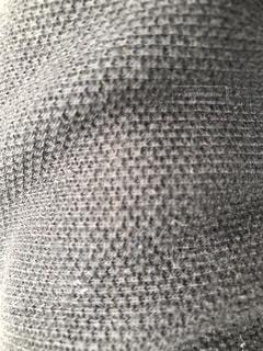 ニットの綿生地です。の写真・画像素材[1824414]