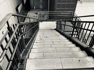 怖い階段の写真・画像素材[1837204]