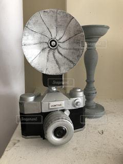 カメラの置物の写真・画像素材[2330969]