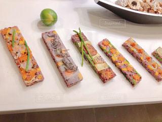 野菜のお寿司の写真・画像素材[2795558]
