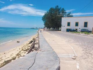 モザンビーク島のビーチの写真・画像素材[1818093]