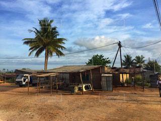 モザンビークの家の写真・画像素材[1819726]