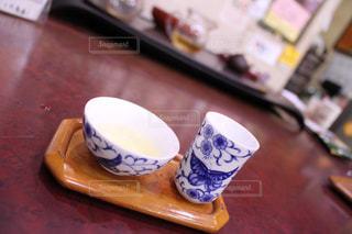 台湾のお茶屋さんにての写真・画像素材[2285658]