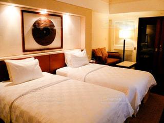 ホテルの客室の写真・画像素材[2965023]