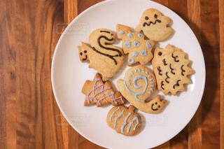 デコレーションクッキーの写真・画像素材[3090793]