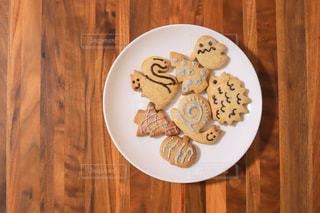 デコレーションクッキーの写真・画像素材[3090794]