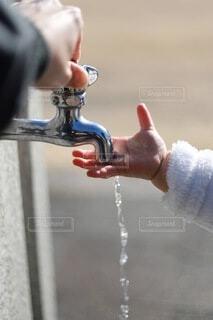 手洗いをしようの写真・画像素材[4098449]