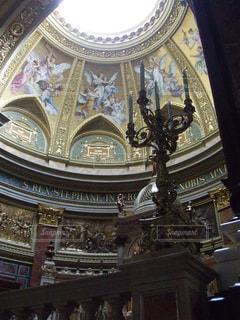 ブダペストの大聖堂の写真・画像素材[1821707]