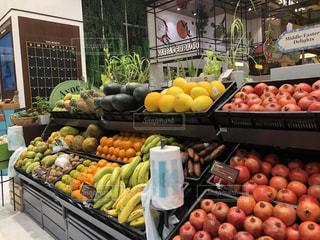 海外のスーパーマーケットの写真・画像素材[3363719]