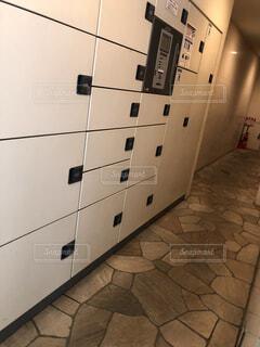 マンションの宅配ボックスの写真・画像素材[4282134]