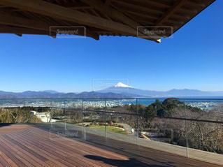 富士山と空の写真・画像素材[1822467]