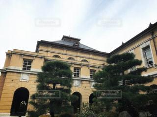 西洋建築と日本庭園2の写真・画像素材[1842399]