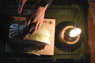 アウトドアクッキング2の写真・画像素材[1823423]