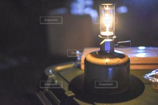 スノーピークのランタンの写真・画像素材[1827424]