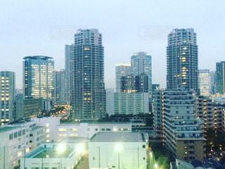 高層ビルの大都市の写真・画像素材[1829609]