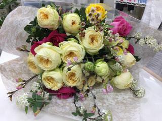 春色の花束の写真・画像素材[1829013]
