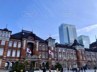 東京駅の写真・画像素材[3073138]