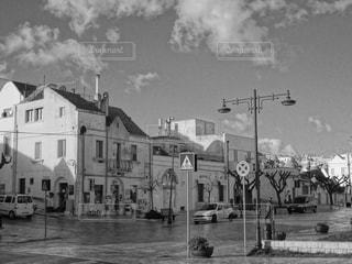 アルベロベッロ地区 街並みの写真・画像素材[1835328]