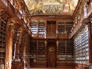 国立図書館の写真・画像素材[1830951]