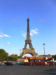 パリ エッフェル塔の写真・画像素材[1831001]