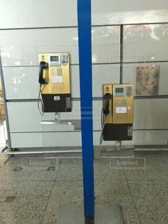 中国の公衆電話の写真・画像素材[1880505]