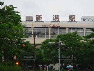 新潟駅の写真・画像素材[1855208]