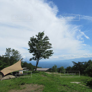 長野県でキャンプの写真・画像素材[2361215]