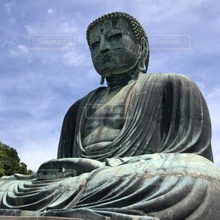 鎌倉大仏の写真・画像素材[2217728]