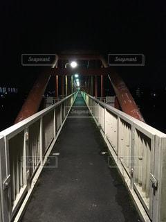 夜道の写真・画像素材[1839556]