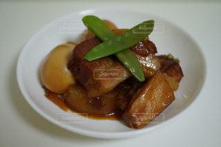 豚の角煮の写真・画像素材[2002446]