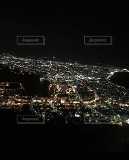 函館山からの夜景の写真・画像素材[1842437]