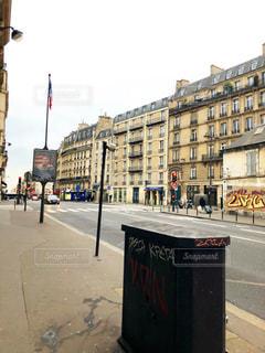 パリの街並みの写真・画像素材[1849767]