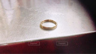 指輪の写真・画像素材[1852588]