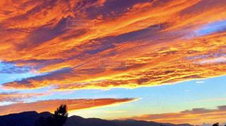 空には雲の写真・画像素材[1855945]