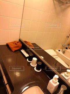 シャワールームの写真・画像素材[1987460]
